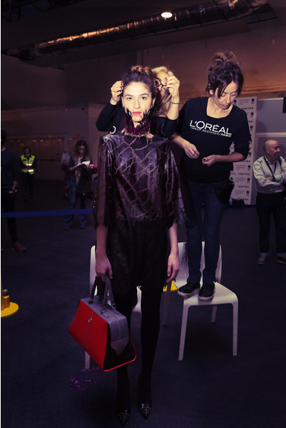 legend-esther-noriega-backstage-mercedes-benz-fashion-week-madrid 5