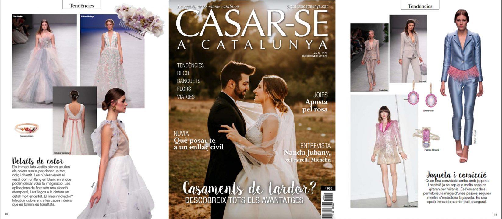 CASAR SE A CATALUNYA ESTHER NORIEGA 2019